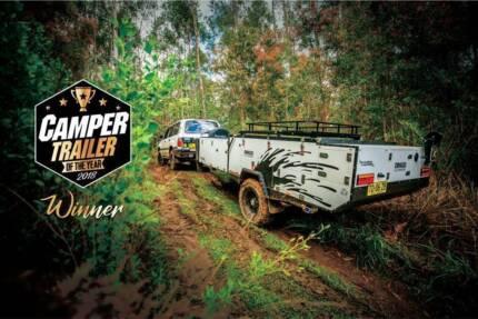 Off Road Camper Trailer Mount Barker Mount Barker Area Preview