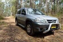 2002 Mazda Tribute Luxury Wagon, 7 mths rego quick sales Woolgoolga Coffs Harbour Area Preview