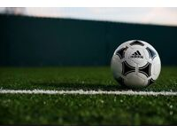 Women only football game every Tuesday night in West London