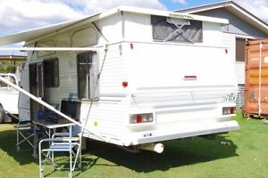 Coromal Seka 505 poptop Elimbah Caboolture Area Preview