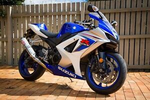 08 GSXR 1000 Rangeville Toowoomba City Preview
