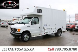 2004 Ford Econoline E450 Cutaway Service Van with Workshop a