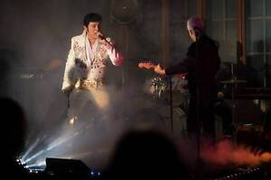 Robbie King Tribute To The Legends  Elvis Presley Roy Orbison Como South Perth Area Preview
