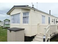 3 bedroom modern caravan to let for 2017 from April to October. any inquiry please contact beccy