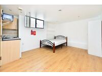 CHALK FARM ROAD, NW1: LOVELY STUDIO FLAT, CENTRAL CHALK FARM MOMENTS FROM STATION
