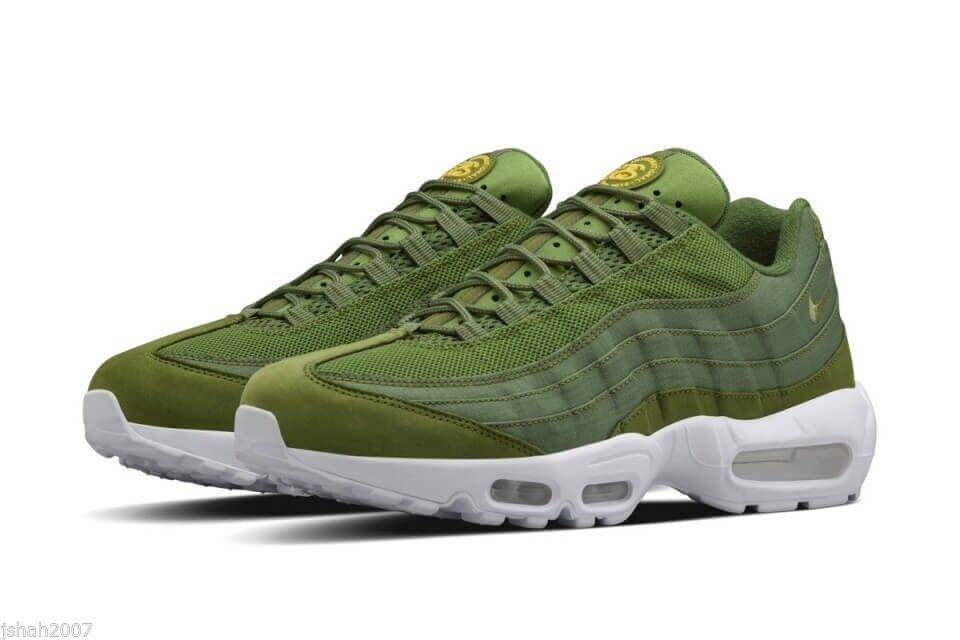 khaki green air max