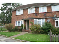 Two bedroom ground floor garden flat to rent in Fairmead Creasent, Edgware HA8 - Newly refurbished