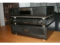 Technics SE-A800S Stereo Power Amp SU-C800U Stereo Pre Amp SL-PS7 Cd Player