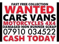 ☎️ Ø791Ø Ø34522 SCRAP CAR VAN MOTORCYCLE BUY YOUR SELL MY FAST LONDON 2r