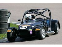 Westfield Race Car / Track Day Car 1800 Zetec Full package including Spares and Brian James Trailer