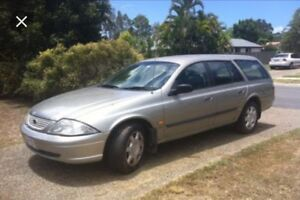 FORD WAGON REGO RWC 4NEW TYRES Banksia Beach Caboolture Area Preview