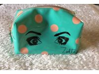 Zoella toiletry bag,fizzy bath bar body fragrance