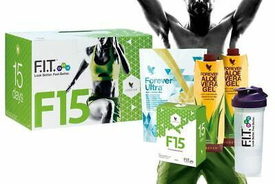 Forever - F15 VANILLA - 15 Tages Fitness & Ernährungsprogramm