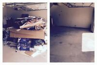 Junk and garbage removal.   Professional and reliable