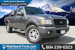 2009 Ford Ranger Sport LOCAL