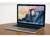 """2015 13"""" Retina Apple Macbook Pro i7 3.1Ghz, 8GB, 256GB SSD intel 6100 GPU £1949"""