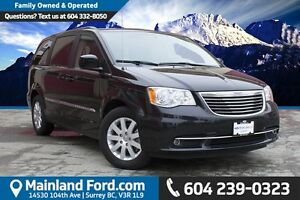 2016 Chrysler Town & Country Touring NO ACCIDENTS, ONE OWNER