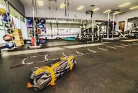 *TRAINERS* Fitness space available for rent!!
