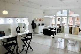 Chair for rent in prime location city centre salon!!