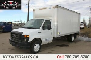 2011 Ford E-450 16ft Cube Van Gas Special Sale!!