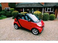 Beautiful Smart Car Pulse Convertible For Sale