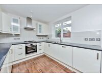 HUGE 4DBL BED PROPERTY 3 BATH: SUIT FAMILY OR PROFES SHARERS, 5 MINS TO TUBE. W5. Garden and Parking