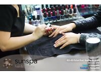 NVQ Level 3 Beauty Therapists/ Qualified Nail Technicians/Hairdresser required! FULL TIME/PART TIME!