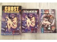 Ghost in the shell / Naruto manga comic anime not dragonball z one piece