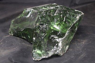 17LBS SLAG GLASS ROCK CULLET AQUARIUM LANDSCAPE FISH TANK GARDEN YARD ART #1265
