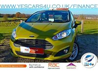 """"""""""" FINANCE AVAILABLE """""""" 2013 (63) Ford Fiesta 1.2 Petrol"""