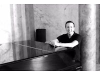Pianist for Weddings or any Event