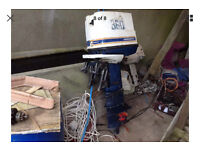 3x old outboards spares or repair