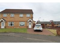3 Bedroom Semi Detached furnished house to rent, St Joseph's Place, Glasgow Royston, Glasgow North