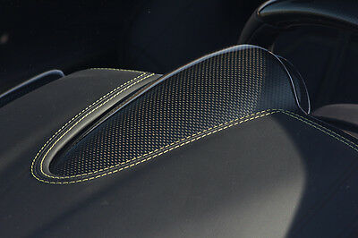 Novitec Carbon Cover Dashboard Instrument Panel - Ferrari 458 Italia / Speciale