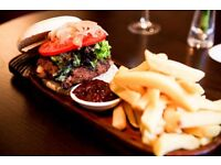 CHEF (live in available) AND KITCHEN PORTER