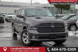 2015 RAM 1500 Sport *BLUETOOTH* * NAVIGATION* * BACKUP CAMERA*