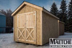 8ft x 12ft Sheds ( READY TO GO!) SALE!