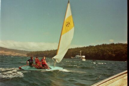 Wanted: Wanted to buy - Dingbat sailing yacht