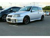 Toyota Glanza v ( not s3 st type r )