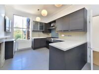 KELROSS RD N5: THREE BED FLAT, AVAILABLE NOW, UNFURNISHED, SEPARATE KITCHEN, HIGH CEILINGS