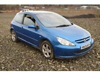 PEUGEOT 307 2.0 HDI * LONG MOT * GOOD CONDITION