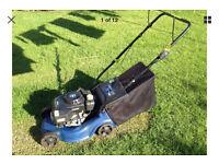 Challenge Xtreme 3.5hp petrol Lawnmower