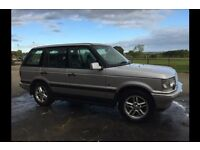 Range Rover 2.5dhse p38 diesel spare repair