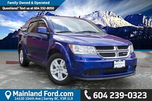 2012 Dodge Journey CVP/SE Plus LOCAL, ONE OWNER