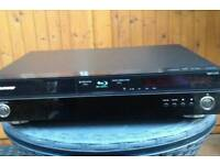 Pioneer blue ray player bdp lx70