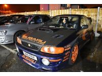 Subaru 2ltr non turbo with loads of extras