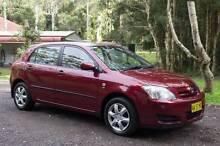 2004 Toyota Corolla Hatchback Terrey Hills Warringah Area Preview
