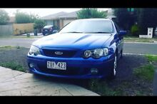 Ba XR8 rego + leather 195kms Roxburgh Park Hume Area Preview