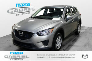 2015 Mazda CX-5 GX AC+REGULATEUR DE VITESSE+BAS KM+1 PROPRIETAIR
