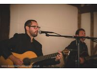 Live Acoustic Duo Available